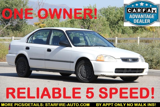 1997 Honda Civic DX Santa Clarita, CA 0