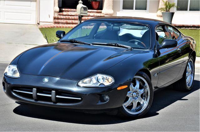 1997 Jaguar XK8 Reseda, CA 14
