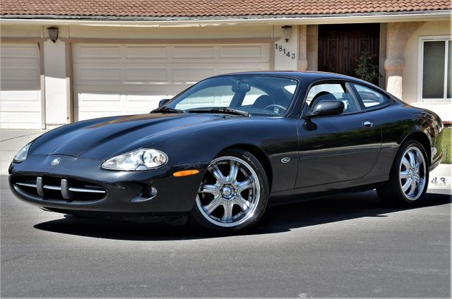 1997 Jaguar XK8 Reseda, CA 15