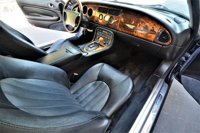 1997 Jaguar XK8 Reseda, CA 8