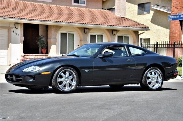 1997 Jaguar XK8 Reseda, CA 21