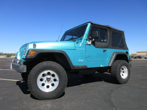 1997 Jeep Wrangler SE 4X4 in , Colorado