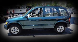 1997 Kia Sportage Sport Utility 4x4 Chico, CA 1