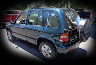 1997 Kia Sportage Sport Utility 4x4 Chico, CA 2