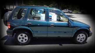 1997 Kia Sportage Sport Utility 4x4 Chico, CA 4
