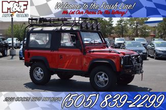 1997 Land Rover Defender 90 Base | Albuquerque, New Mexico | M & F Auto Sales-[ 2 ]