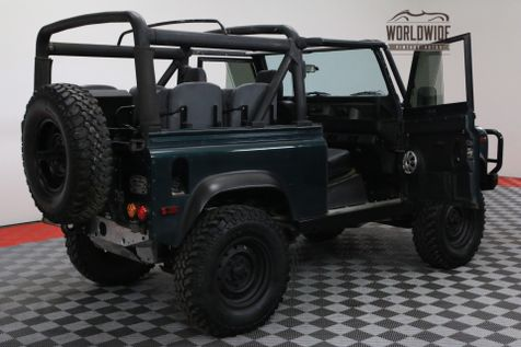 1997 Land Rover DEFENDER 90 NAS ECR BUILD 300 TDI GLAVANIZED CHASSIS  | Denver, Colorado | Worldwide Vintage Autos in Denver, Colorado