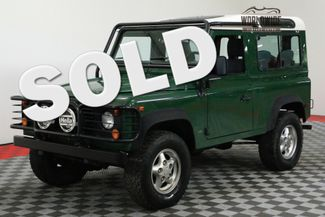 1997 Land Rover DEFENDER 90 NAS. 55K ORIGINAL MILES! COLLECTOR GRADE! | Denver, CO | WORLDWIDE VINTAGE AUTOS in Denver CO