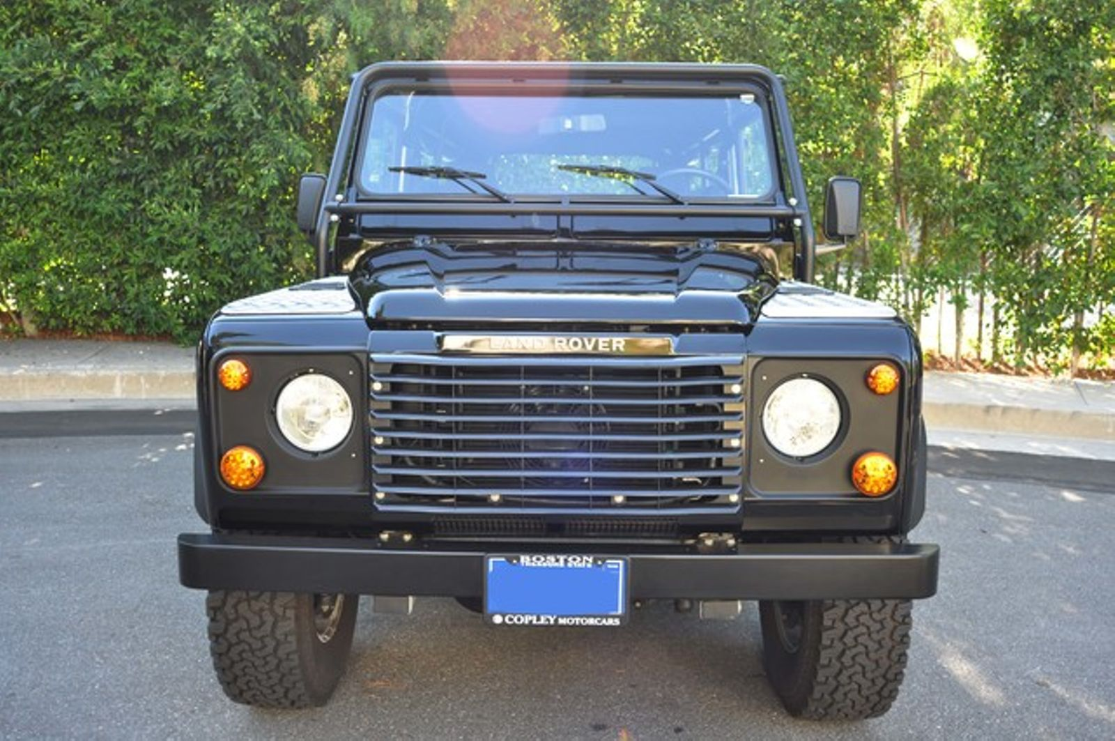 Land Rover Defender Convertible Beach Runner Fully - Land rover mechanic los angeles