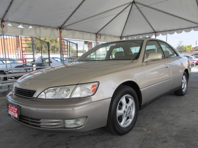 1997 Lexus ES 300 Luxury Please call or e-mail to check availability All of our vehicles are ava