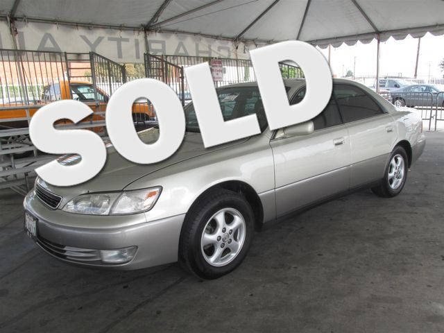 1997 Lexus ES 300 Luxury Please call or e-mail to check availability All of our vehicles are av