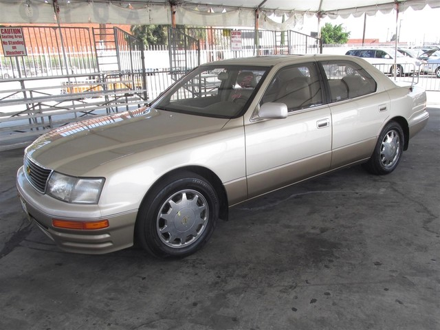 1997 Lexus LS 400 Luxury Please call or e-mail to check availability All of our vehicles are av