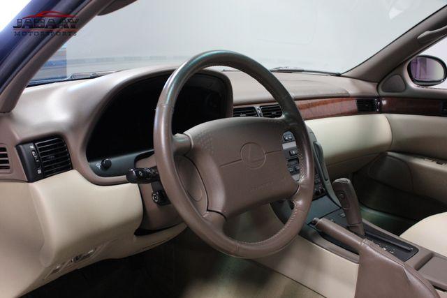 1997 Lexus SC 300 Luxury Sport Cpe Merrillville, Indiana 9