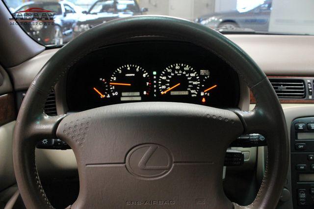 1997 Lexus SC 300 Luxury Sport Cpe Merrillville, Indiana 17