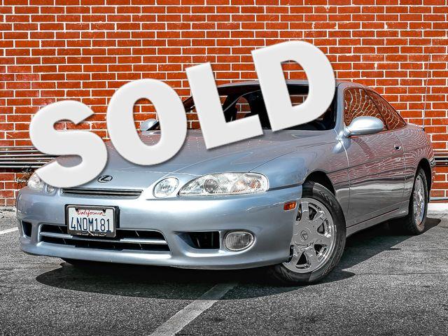 1997 Lexus SC 400 Luxury Sport Cpe Burbank, CA 0