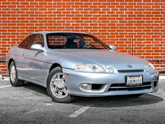 1997 Lexus SC 400 Luxury Sport Cpe Burbank, CA 1