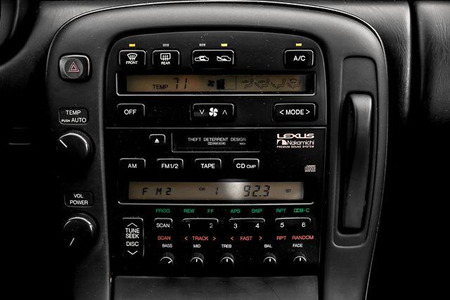 1997 Lexus SC 400 Luxury Sport Cpe Burbank, CA 26