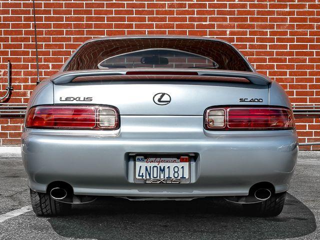1997 Lexus SC 400 Luxury Sport Cpe Burbank, CA 3