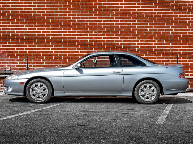 1997 Lexus SC 400 Luxury Sport Cpe Burbank, CA 5