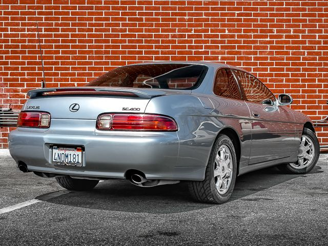 1997 Lexus SC 400 Luxury Sport Cpe Burbank, CA 6