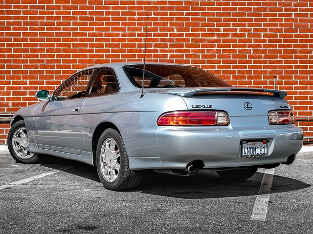 1997 Lexus SC 400 Luxury Sport Cpe Burbank, CA 7