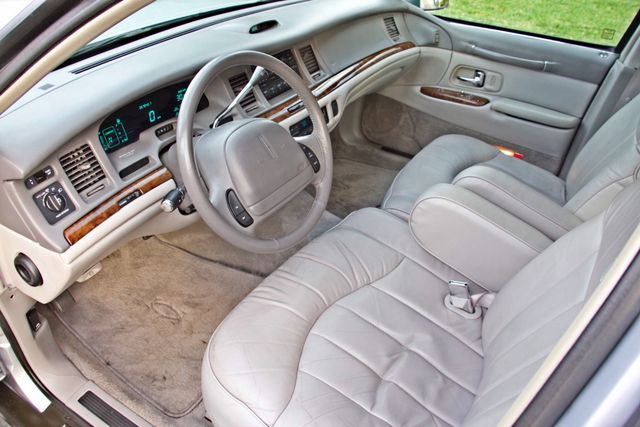 1997 Lincoln TOWN CAR EXECUTIVE ONLY 67K ORIGINAL MLS 1-OWNER LEATHER CRUISE CONTROL Woodland Hills, CA 14