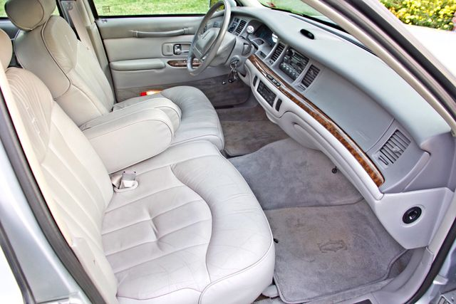 1997 Lincoln TOWN CAR EXECUTIVE ONLY 67K ORIGINAL MLS 1-OWNER LEATHER CRUISE CONTROL Woodland Hills, CA 23