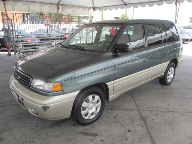 1997 Mazda MPV LX This particular Vehicle comes with 3rd Row Seat Please call or e-mail to check
