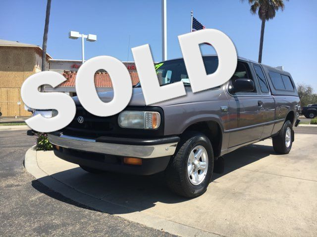 1997 Mazda Pickup SE Below average mileage presents a rare opportunity for buyersGet the gas mile
