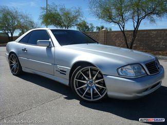 1997 Mercedes-Benz SL-Class in Las Vegas, NV