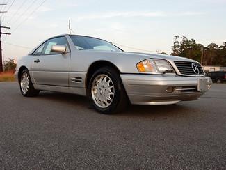 1997 Mercedes-Benz SL320 Myrtle Beach, SC 7
