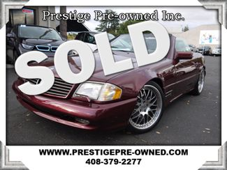 1997 Mercedes-Benz SL500 ((**INSANE LOW 30K MILES**))  in Campbell CA