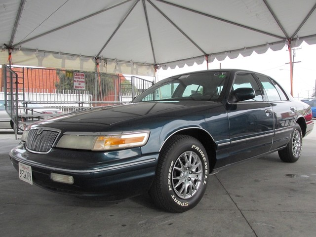 1997 Mercury Grand Marquis GS Please call or e-mail to check availability All of our vehicles ar