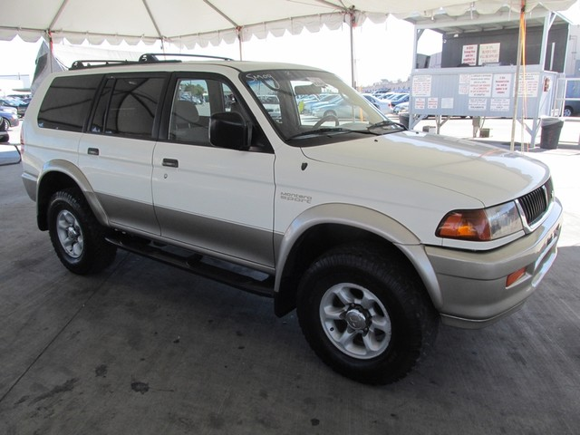1997 Mitsubishi Montero Sport LS Please call or e-mail to check availability All of our vehicles