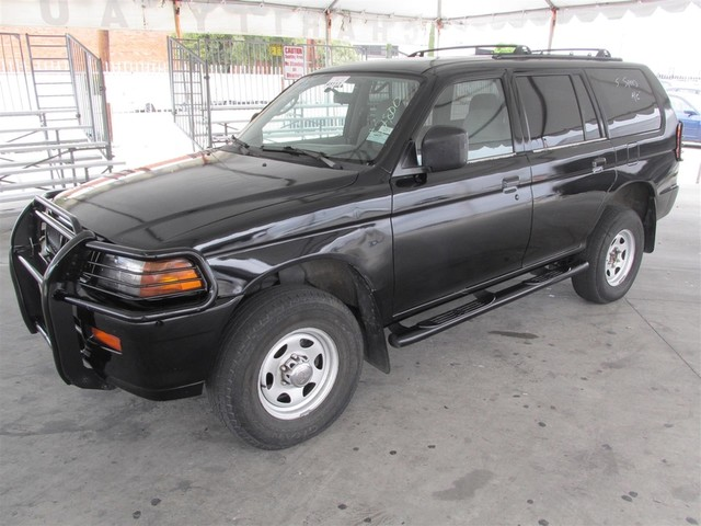 1997 Mitsubishi Montero Sport ES Please call or e-mail to check availability All of our vehicle