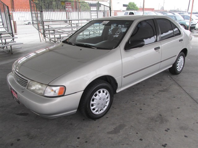 1997 Nissan Sentra GXE This particular vehicle has a SALVAGE title Please call or email to check