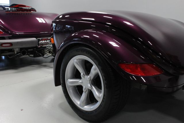 1997 Plymouth Prowler w/ Trailer Merrillville, Indiana 32