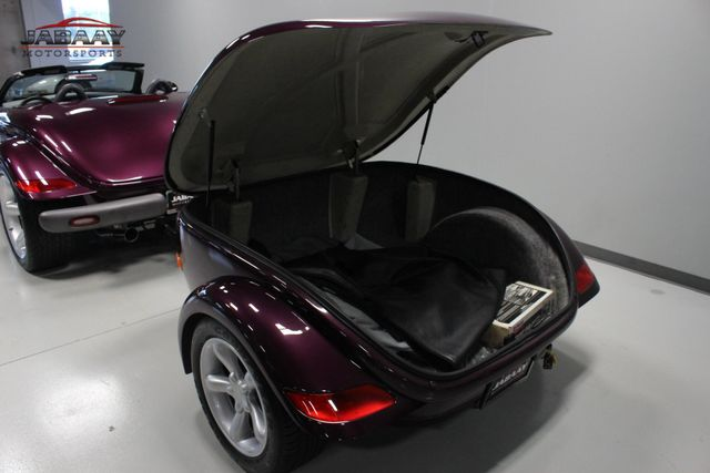 1997 Plymouth Prowler w/ Trailer Merrillville, Indiana 34