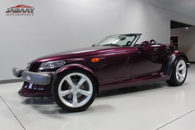 1997 Plymouth Prowler w/ Trailer Merrillville, Indiana 1