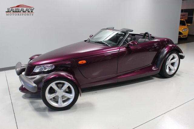 1997 Plymouth Prowler w/ Trailer Merrillville, Indiana 35