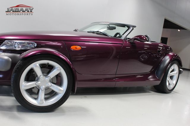 1997 Plymouth Prowler w/ Trailer Merrillville, Indiana 37