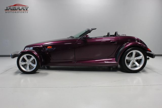 1997 Plymouth Prowler w/ Trailer Merrillville, Indiana 2