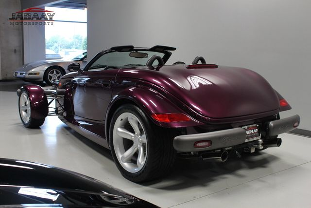 1997 Plymouth Prowler w/ Trailer Merrillville, Indiana 3