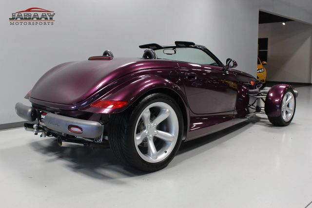 1997 Plymouth Prowler w/ Trailer Merrillville, Indiana 5