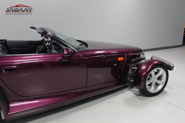 1997 Plymouth Prowler w/ Trailer Merrillville, Indiana 45