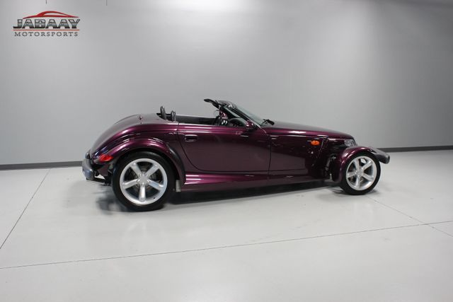 1997 Plymouth Prowler w/ Trailer Merrillville, Indiana 47