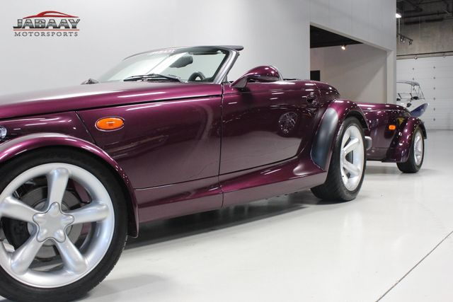 1997 Plymouth Prowler w/ Trailer Merrillville, Indiana 24