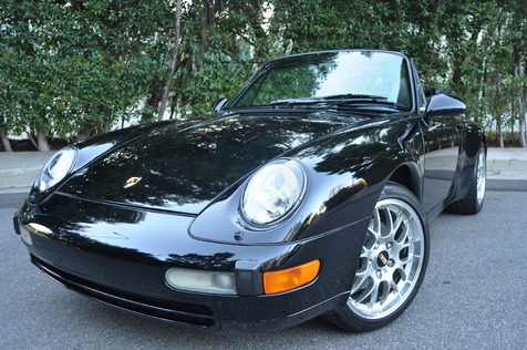 1997 Porsche 911 Carrera Cabriolet Excellent Condition! in , California