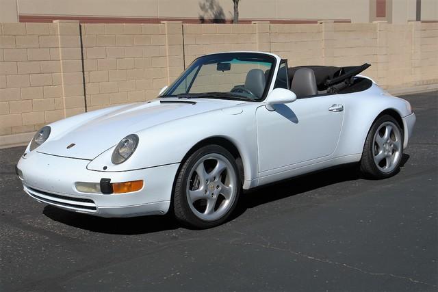 1997 Porsche 911 Carrera Phoenix, AZ 11
