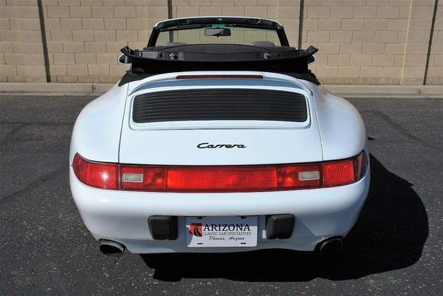 1997 Porsche 911 Carrera Phoenix, AZ 19